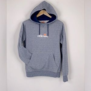 Ellesse Hooded Kangroo Pocket Sweatshirt